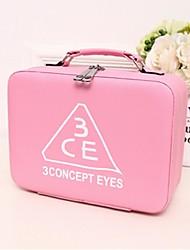 Women PU Casual Cosmetic Bag