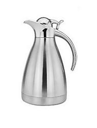Thermos en acier inoxydable maison bouteille ouverte cadeau pot thé rouge pot thermique cadeau pot de café thé pot