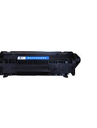 Tianshuo hp Cartouche de toner compatible 12a M1005 / 3055 cartouches d'imprimante