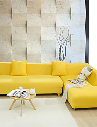 all-inclusive tecido stretch capa de deslizamento sofá cobertura completa sofá caso elástica cor sólida multifuncional soild