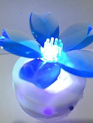 changement de couleur 1pc conduit coloré lampisterie salle de lumière de la lampe de chevet originalité lampe nuit lumière