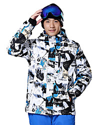 Warm And Windproof Outdoor Sports Ski Suits For Men