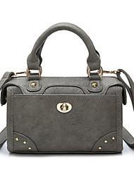 Women's  Fashion  Popular Tote  Crossbody Bag    black  pink  gray