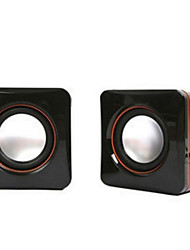 Laptop Mini USB PC Small Speakers, Box Small Speakers, 101C Portable Car Audio