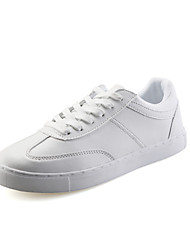 Four Seasons Men's Casual Lace-up Skateboarding Shoes for Athletic Activities