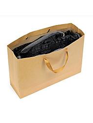 крафт-бумажный мешок, мешок руки, мешок подарка, общий мешок подарка, бумажный мешок реклама