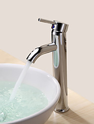 Bathroom Sink Faucets Countertop Brass Chrome