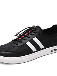 New Fashion Men's Breathable Fabric Lace-up Shoes for Walking Man's Sports Skataboarding Shoes