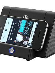 téléphone mobile support de haut-parleur haut-parleurs stéréo petite voiture audio mini bluetooth, l'induction de résonance du