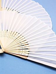 Beter Gifts® 1Piece/Set, Asian Silk Hand Fans Bachelorette Party Favors, Summer Tea Party Favors