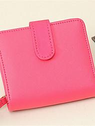 Women PU Casual / Outdoor Evening Bag / Wallet