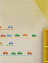 Botanisch / Stillleben / Landschaft Wand-Sticker 3D Wand Sticker Dekorative Wand Sticker / Kühlschrank Sticker / Hochzeits Sticker,