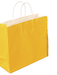 Spot Shipping Kraft Paper Bags Garment Bag Jewelry Gift Bag Color Can Be Printed To Order A Pack Of Five Bags
