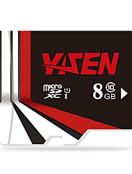 yisen 8gb UHS-I U1 / Klasse 10 microSD- / microSDHC-/ microSDXC / TFmax speed80 (mb / s) lesen