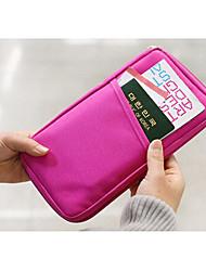 Femme Toile Nylon Utilisation Professionnelle Shopping Portefeuille