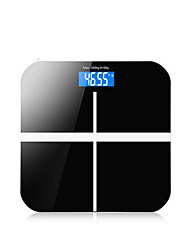 Electronic Weight Scale  Maximum Scale 180KG  Imperial Black