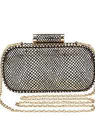 L.west Women Elegant High-grade Snake Print Evening Bag
