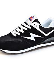 Unisex Casual Shoes Microfiber Fashion Running Walking Shoes