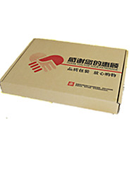 Yellow Color Other Material Packaging & Shipping F2 Super Hard Underwear Packing Cartons A Pack of Fifteen