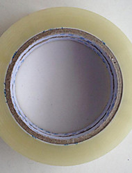 Transparent Sealing Tape 1.8Cm Wide And 100 Yards Long For Only 1.5 Yuan A Small Transparent Sealing Tape