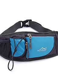 Waist Bag/Waistpack Bottle Carrier Belt Belt Pouch/Belt Bag Chest Bag for Climbing Cycling/Bike Running Traveling Sports Bag