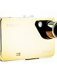 Ultra Thin Blade Gold Ultra Wide 1080P Nouveau Riche Car Driving Recorder