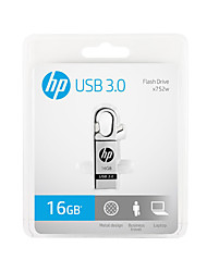 o novo HP USB3.0 x752w de metal 16GB de disco criativo u
