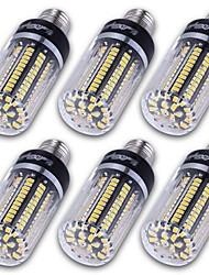 YouOKLight 6PCS High Luminous 130*5736 SMD E27 E14 E12 13W 1000-1100LM Spotlight LED Lamp Candle Light