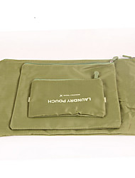 дорожная сумка 6 шесть частей костюм чемодан расположение мешок упаковки одежды нижнего белья сумка
