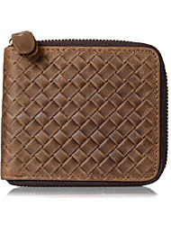 Men Cowhide Casual Wallet