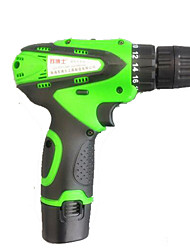12V Lithium Rechargeable Drill Dual Speed Electric Hand Drill  Multifunction Home Charging Electric Screwdriver