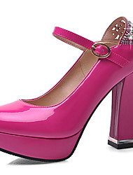 Women's Heels Spring / Summer / Fall / Winter Heels / Platform / Round Toe  Wedding / Party & Evening / Dress