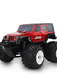 amphibische Auto Super-High-Speed-Fahrzeug Auto rot Junge Spielzeug Rad off-road