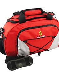 Bolsa Maletero/Bolsa Lateral Impermeable / A prueba de lluvia / Listo para vestir / Multifuncional Ciclismo OxfordAmarillo / Rojo / Negro