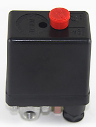 Air Compressor Pressure Switch, Vertical Single Hole, Current 30A