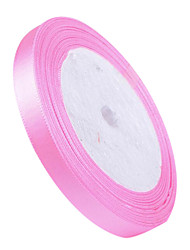 Pink Color Other Material Packaging & Shipping Ribbon A Pack of Five