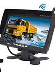 un gros camion conduire enregistreur camion camion sans inversion bus vidéo dans l'image enregistreur