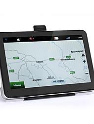 mapa com GPS Navigator navegação portátil