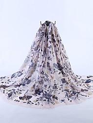 Damen Baumwolle Schal