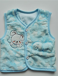 Baby Casual/Daily Vest-Others-Winter-Blue / Pink / Yellow
