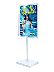 Windproof Outdoor Mall Sided Poster Frame Advertising Pop Display Stand Kt Board Chin Yi Labao