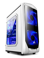 USB 3.0 Gaming Computer Case Support ITX MicroATX for PC/Desktop