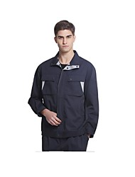 Long-Sleeved Overalls Suit Men Spring Tooling Work Clothes Spot Worker Occupation