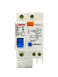 Leakage Circuit Breaker N Dz47Le/1P32A Household Electric Leakage Circuit Breaker