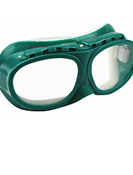 Dust Proof And Wind Proof Transparent Protective Glasses(Two Pairs of A Sell)