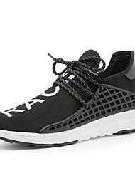 Men's Fashion Shoes Casual/Travel/Youth Breathable Tulle Sneakers Running Shoes