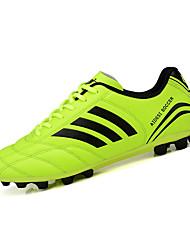 Femme-Décontracté / Sport-Noir / Bleu / Vert / Blanc / Orange-Talon Plat-Confort-Chaussures d'Athlétisme-Polyuréthane