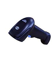 одномерный лазерный сканирующий проводной пушки (разрешение: 3mil, скорость печати: 320 раз / сек, Тип интерфейса: USB-интерфейс)