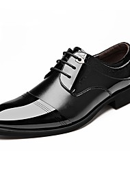 Westland® Men's Leather Oxfords Comfort/Pointed Toe  Office & Career/Party & Evening/Casual Low Heel/Brown Oxfords