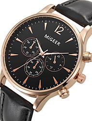 New Brand Quartz Watch male watches Men Leather watches Men Dress Watches Wristwatches Fashion Casual Watches